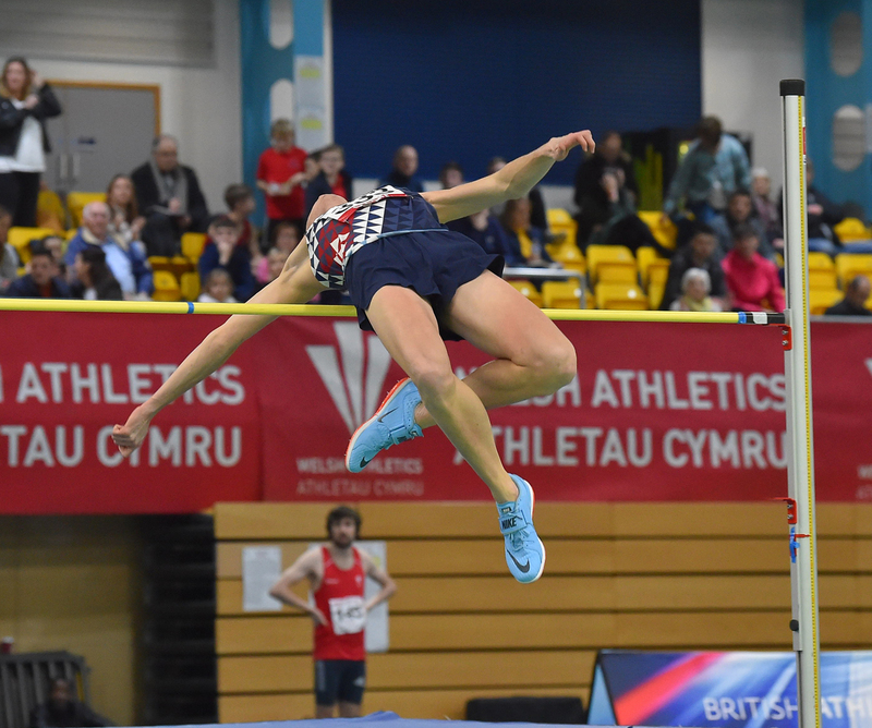 GGS_9354.jpg :: in action during the Welsh Senior Athletics Championships 2019 at N.I.A.C Cardiff United Kingdom on January 26 2019 Graham / GlennSports