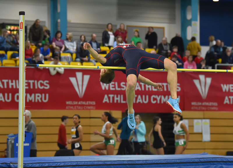 GGS_9368.jpg :: in action during the Welsh Senior Athletics Championships 2019 at N.I.A.C Cardiff United Kingdom on January 26 2019 Graham / GlennSports