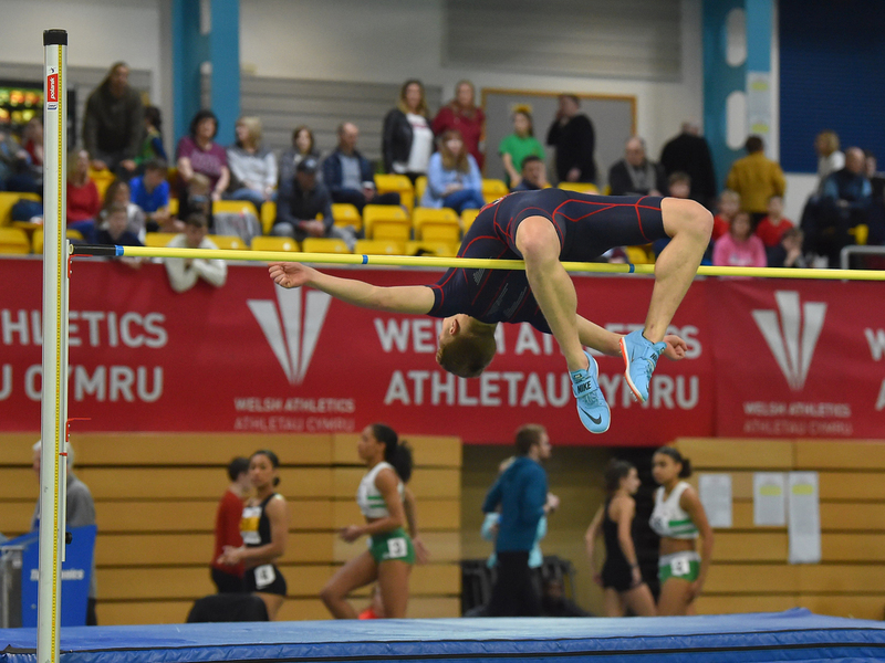 GGS_9369.jpg :: in action during the Welsh Senior Athletics Championships 2019 at N.I.A.C Cardiff United Kingdom on January 26 2019 Graham / GlennSports