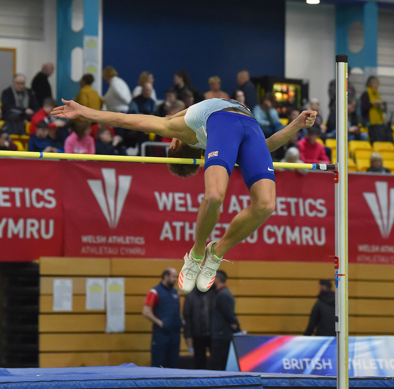 GGS_9372.jpg :: in action during the Welsh Senior Athletics Championships 2019 at N.I.A.C Cardiff United Kingdom on January 26 2019 Graham / GlennSports