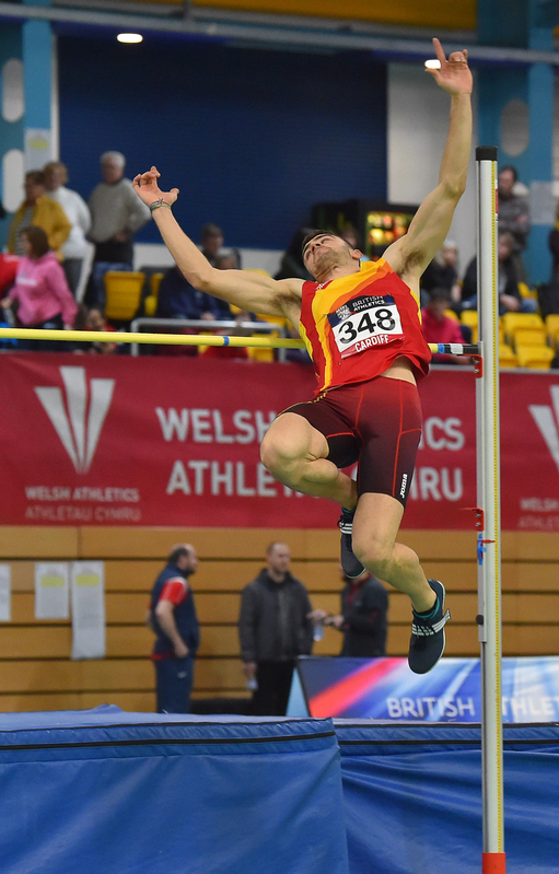 GGS_9377.jpg :: in action during the Welsh Senior Athletics Championships 2019 at N.I.A.C Cardiff United Kingdom on January 26 2019 Graham / GlennSports