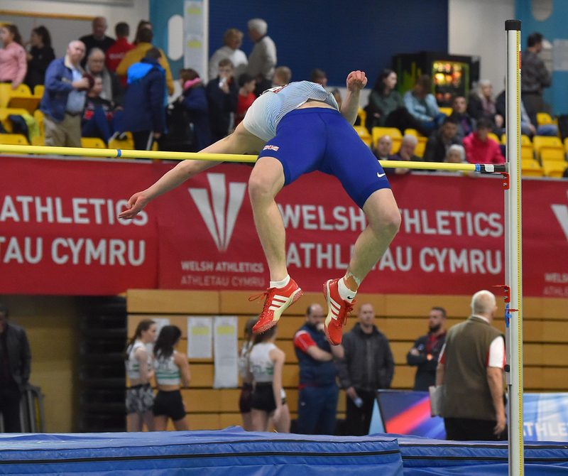 GGS_9381.jpg :: in action during the Welsh Senior Athletics Championships 2019 at N.I.A.C Cardiff United Kingdom on January 26 2019 Graham / GlennSports