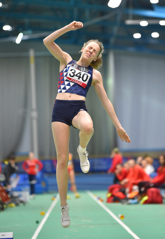 GGS_9400.jpg :: in action during the Welsh Senior Athletics Championships 2019 at N.I.A.C Cardiff United Kingdom on January 26 2019 Graham / GlennSports