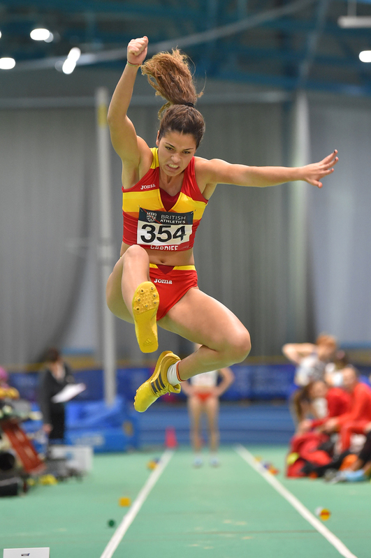 GGS_9401.jpg :: in action during the Welsh Senior Athletics Championships 2019 at N.I.A.C Cardiff United Kingdom on January 26 2019 Graham / GlennSports