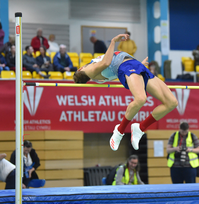 GGS_9427.jpg :: in action during the Welsh Senior Athletics Championships 2019 at N.I.A.C Cardiff United Kingdom on January 26 2019 Graham / GlennSports