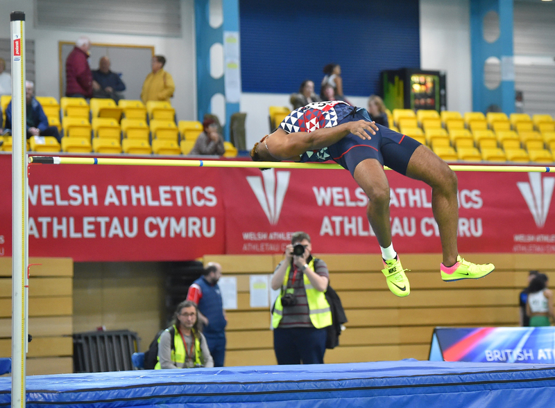 GGS_9431.jpg :: in action during the Welsh Senior Athletics Championships 2019 at N.I.A.C Cardiff United Kingdom on January 26 2019 Graham / GlennSports
