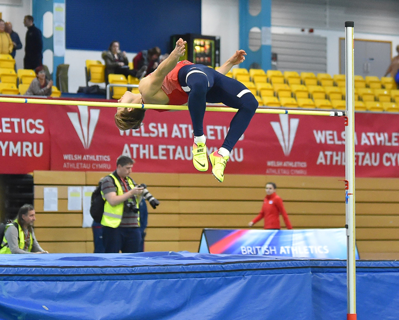 GGS_9435.jpg :: in action during the Welsh Senior Athletics Championships 2019 at N.I.A.C Cardiff United Kingdom on January 26 2019 Graham / GlennSports