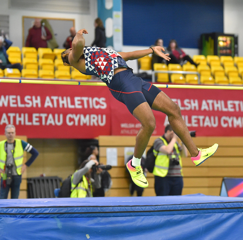 GGS_9438.jpg :: in action during the Welsh Senior Athletics Championships 2019 at N.I.A.C Cardiff United Kingdom on January 26 2019 Graham / GlennSports