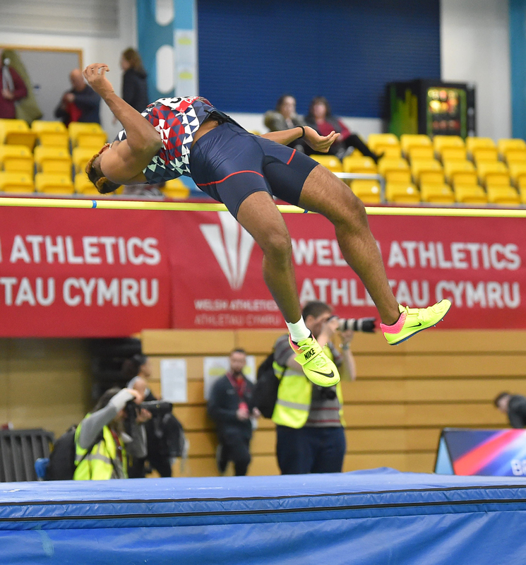 GGS_9439.jpg :: in action during the Welsh Senior Athletics Championships 2019 at N.I.A.C Cardiff United Kingdom on January 26 2019 Graham / GlennSports