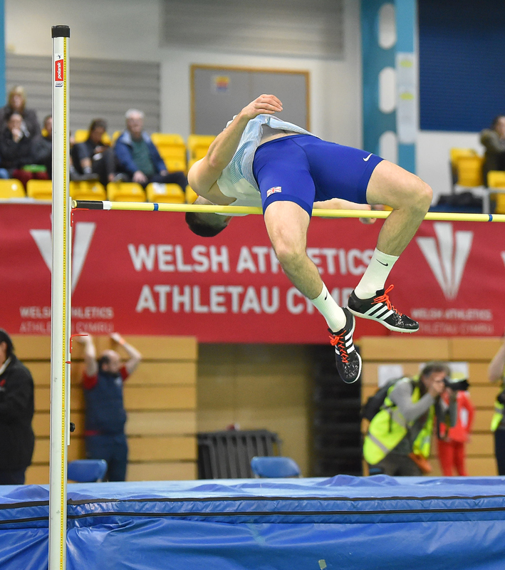 GGS_9440.jpg :: in action during the Welsh Senior Athletics Championships 2019 at N.I.A.C Cardiff United Kingdom on January 26 2019 Graham / GlennSports