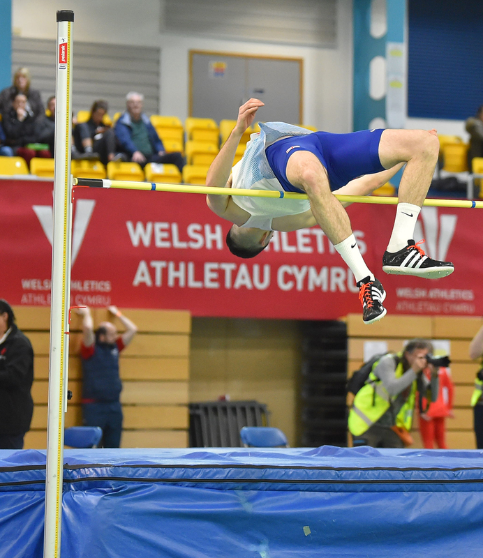 GGS_9441.jpg :: in action during the Welsh Senior Athletics Championships 2019 at N.I.A.C Cardiff United Kingdom on January 26 2019 Graham / GlennSports
