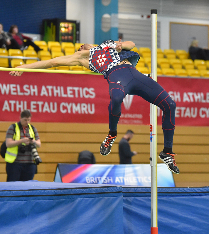 GGS_9444.jpg :: in action during the Welsh Senior Athletics Championships 2019 at N.I.A.C Cardiff United Kingdom on January 26 2019 Graham / GlennSports