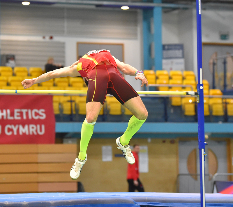 GGS_9468.jpg :: in action during the Welsh Senior Athletics Championships 2019 at N.I.A.C Cardiff United Kingdom on January 26 2019 Graham / GlennSports