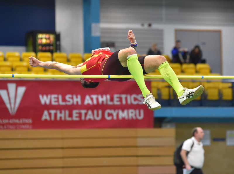 GGS_9474.jpg :: in action during the Welsh Senior Athletics Championships 2019 at N.I.A.C Cardiff United Kingdom on January 26 2019 Graham / GlennSports