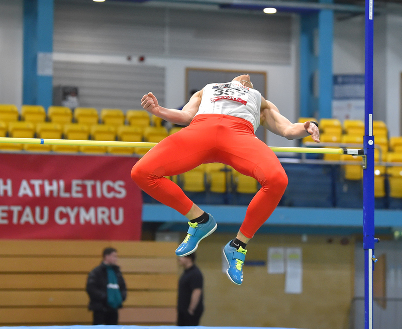 GGS_9480.jpg :: in action during the Welsh Senior Athletics Championships 2019 at N.I.A.C Cardiff United Kingdom on January 26 2019 Graham / GlennSports