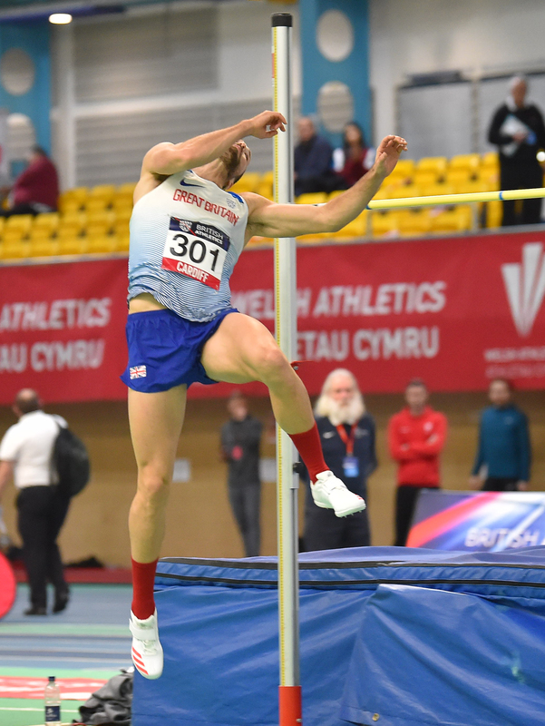 GGS_9496.jpg :: in action during the Welsh Senior Athletics Championships 2019 at N.I.A.C Cardiff United Kingdom on January 26 2019 Graham / GlennSports