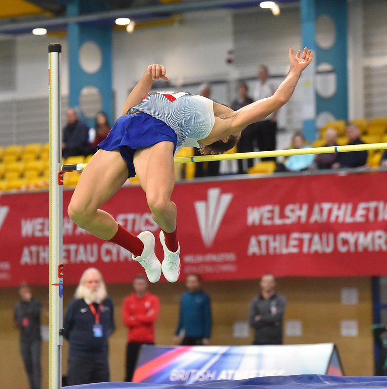 GGS_9498.jpg :: in action during the Welsh Senior Athletics Championships 2019 at N.I.A.C Cardiff United Kingdom on January 26 2019 Graham / GlennSports