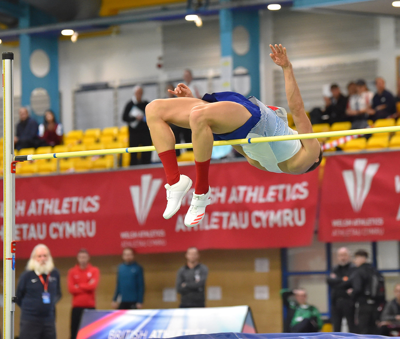 GGS_9500.jpg :: in action during the Welsh Senior Athletics Championships 2019 at N.I.A.C Cardiff United Kingdom on January 26 2019 Graham / GlennSports