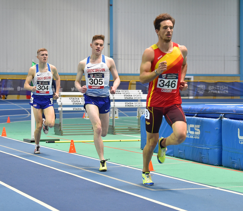 GGS_9779(1).jpg :: in action during the Welsh Senior Athletics Championships 2019 at N.I.A.C Cardiff United Kingdom on January 27 2019 Graham / GlennSports