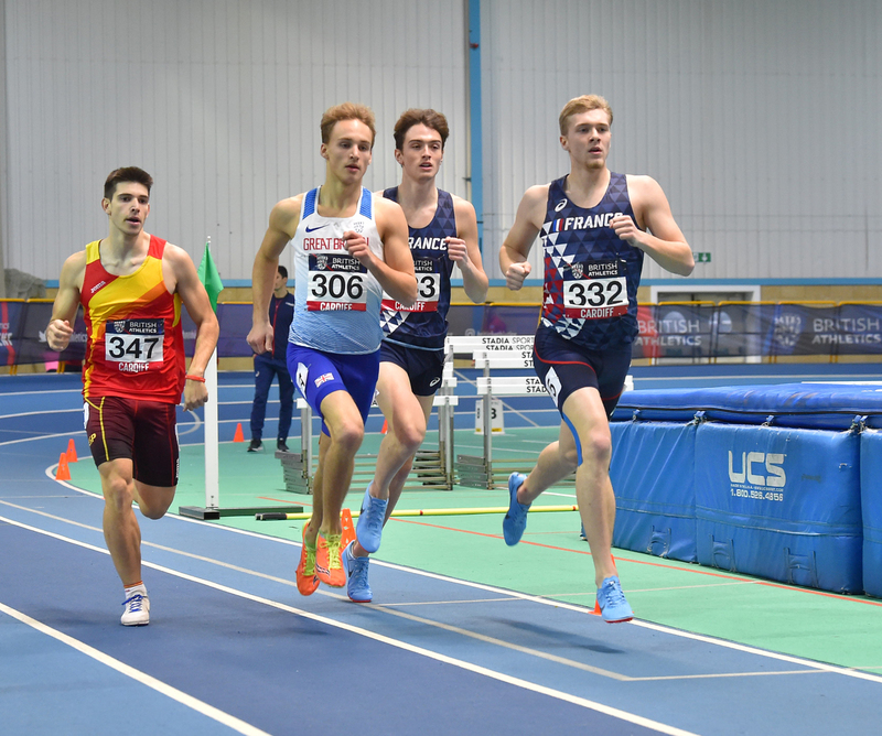 GGS_9781.jpg :: in action during the Welsh Senior Athletics Championships 2019 at N.I.A.C Cardiff United Kingdom on January 27 2019 Graham / GlennSports