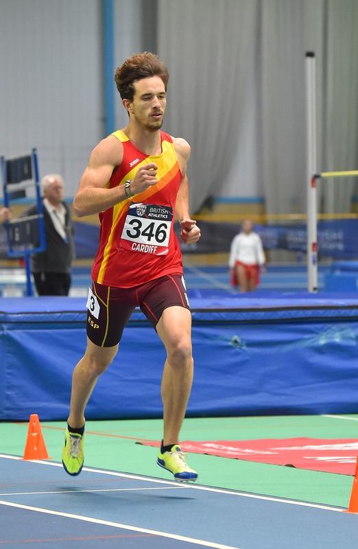 GGS_9783(1).jpg :: in action during the Welsh Senior Athletics Championships 2019 at N.I.A.C Cardiff United Kingdom on January 27 2019 Graham / GlennSports