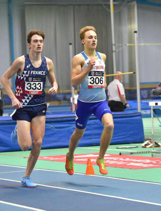 GGS_9787(1).jpg :: in action during the Welsh Senior Athletics Championships 2019 at N.I.A.C Cardiff United Kingdom on January 27 2019 Graham / GlennSports