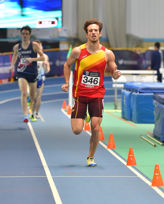 GGS_9790(1).jpg :: in action during the Welsh Senior Athletics Championships 2019 at N.I.A.C Cardiff United Kingdom on January 27 2019 Graham / GlennSports