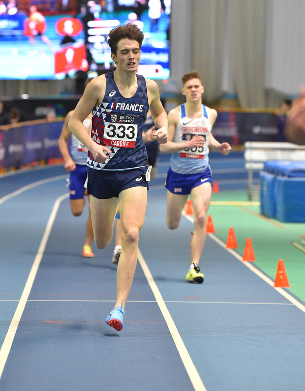 GGS_9795(1).jpg :: in action during the Welsh Senior Athletics Championships 2019 at N.I.A.C Cardiff United Kingdom on January 27 2019 Graham / GlennSports