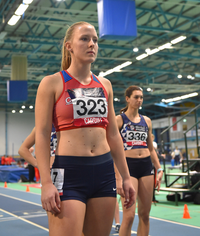 GGS_9912(1).jpg :: in action during the Welsh Senior Athletics Championships 2019 at N.I.A.C Cardiff United Kingdom on January 27 2019 Graham / GlennSports