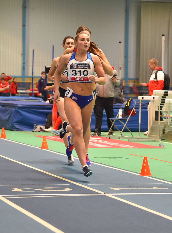 GGS_9918(1).jpg :: in action during the Welsh Senior Athletics Championships 2019 at N.I.A.C Cardiff United Kingdom on January 27 2019 Graham / GlennSports