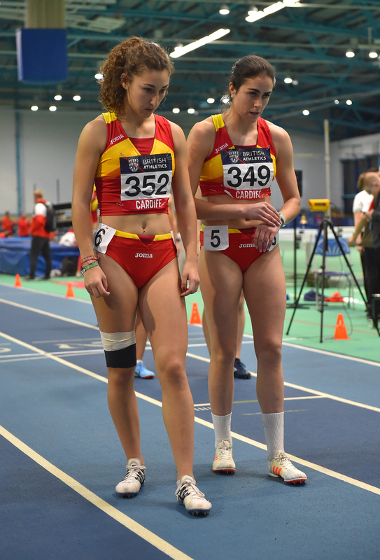 GGS_9922.jpg :: in action during the Welsh Senior Athletics Championships 2019 at N.I.A.C Cardiff United Kingdom on January 27 2019 Graham / GlennSports