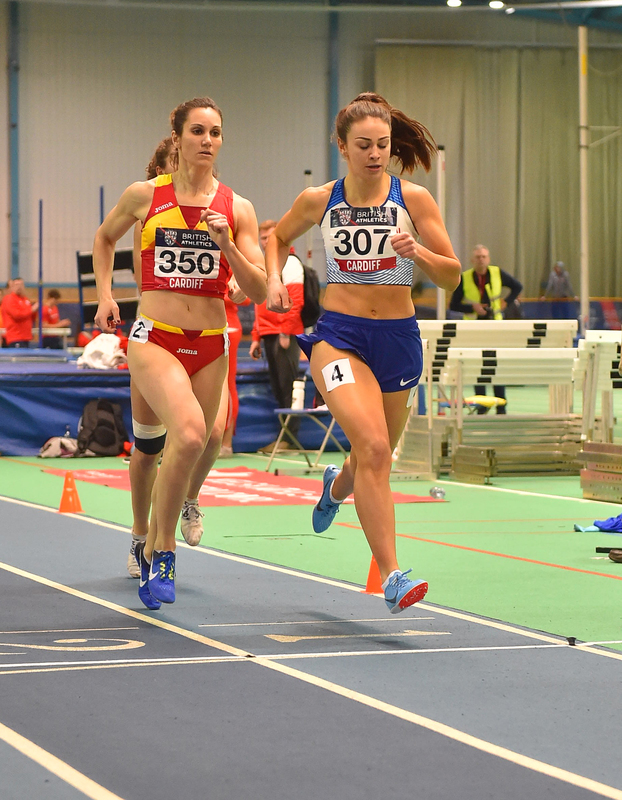 GGS_9927(1).jpg :: in action during the Welsh Senior Athletics Championships 2019 at N.I.A.C Cardiff United Kingdom on January 27 2019 Graham / GlennSports