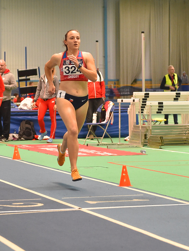 GGS_9928(1).jpg :: in action during the Welsh Senior Athletics Championships 2019 at N.I.A.C Cardiff United Kingdom on January 27 2019 Graham / GlennSports
