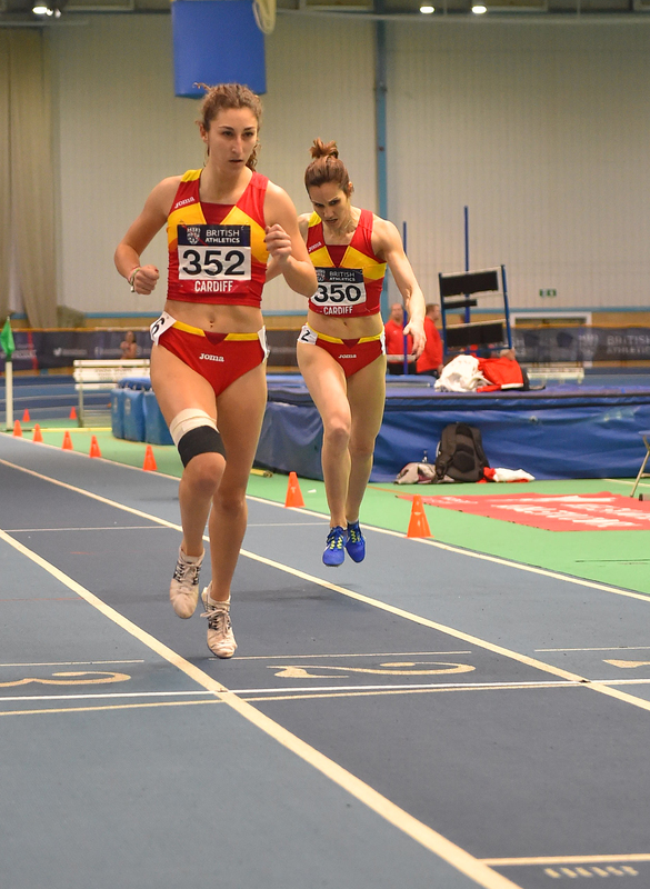 GGS_9932(1).jpg :: in action during the Welsh Senior Athletics Championships 2019 at N.I.A.C Cardiff United Kingdom on January 27 2019 Graham / GlennSports
