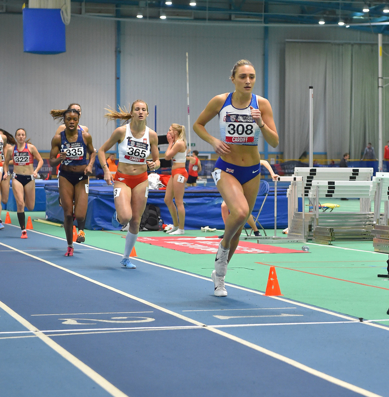 GGS_9939.jpg :: in action during the Welsh Senior Athletics Championships 2019 at N.I.A.C Cardiff United Kingdom on January 27 2019 Graham / GlennSports