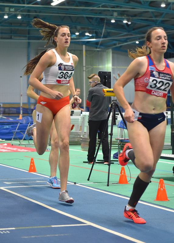 GGS_9943.jpg :: in action during the Welsh Senior Athletics Championships 2019 at N.I.A.C Cardiff United Kingdom on January 27 2019 Graham / GlennSports