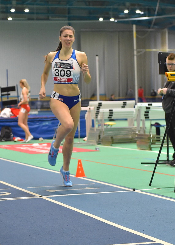 GGS_9948.jpg :: in action during the Welsh Senior Athletics Championships 2019 at N.I.A.C Cardiff United Kingdom on January 27 2019 Graham / GlennSports