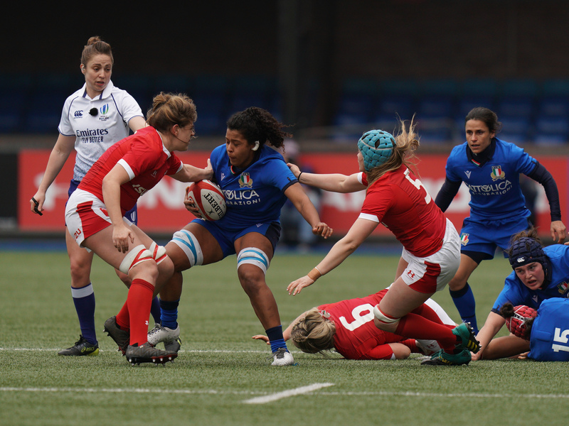 SA900809.jpg :: Giada Franco (Italy) in action during the 