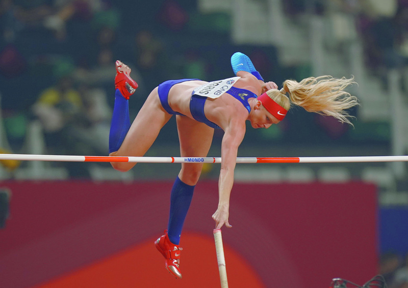 Sandi.jpg :: in action during IAAF World Championships at Khalifa International Stadium Doha Qatar on September 29 2019. GlennSports.