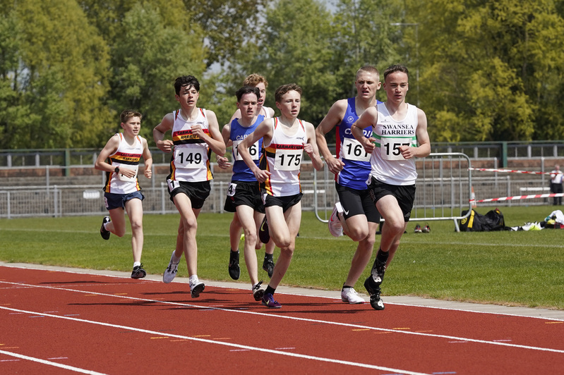 _A9A2057.jpg :: Newport, Wales, 1, May, 2021,Pictured in action,, During Welsh Athletics Invitational,Credit:, Graham Glendinning,/ Alamy Live News