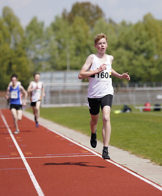 _A9A2074.jpg :: Newport, Wales, 1, May, 2021,Pictured in action,, During Welsh Athletics Invitational,Credit:, Graham Glendinning,/ Alamy Live News