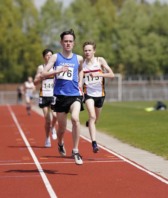 _A9A2082.jpg :: Newport, Wales, 1, May, 2021,Pictured in action,, During Welsh Athletics Invitational,Credit:, Graham Glendinning,/ Alamy Live News