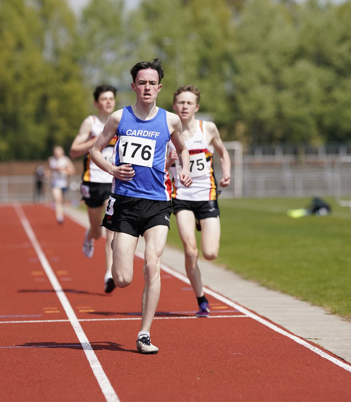 _A9A2085.jpg :: Newport, Wales, 1, May, 2021,Pictured in action,, During Welsh Athletics Invitational,Credit:, Graham Glendinning,/ Alamy Live News