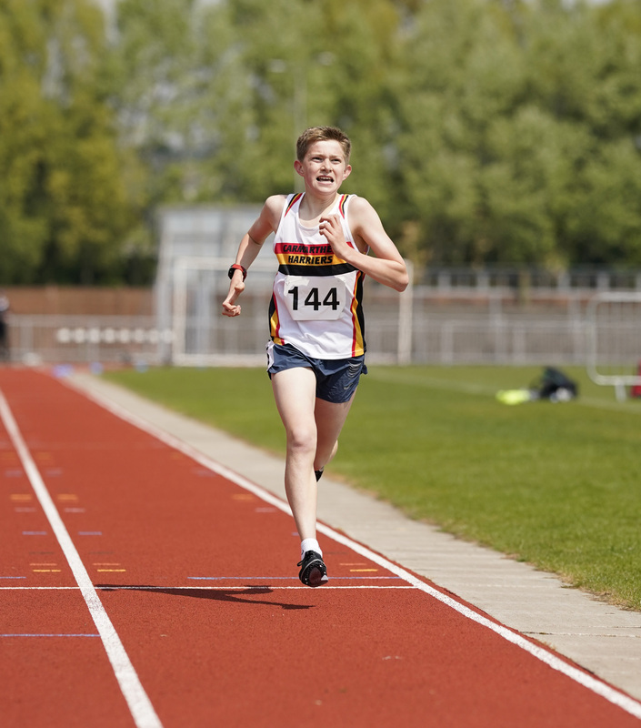 _A9A2096.jpg :: Newport, Wales, 1, May, 2021,Pictured in action,, During Welsh Athletics Invitational,Credit:, Graham Glendinning,/ Alamy Live News