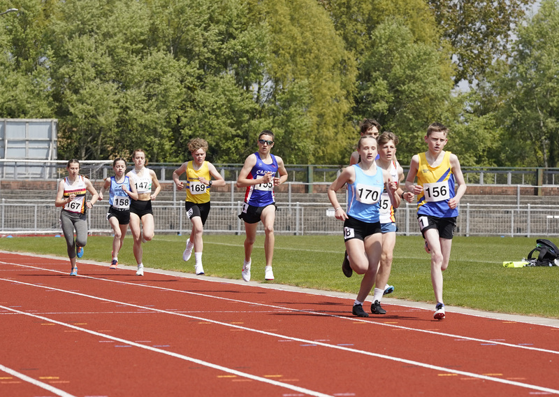 _A9A2105.jpg :: Newport, Wales, 1, May, 2021,Pictured in action,, During Welsh Athletics Invitational,Credit:, Graham Glendinning,/ Alamy Live News