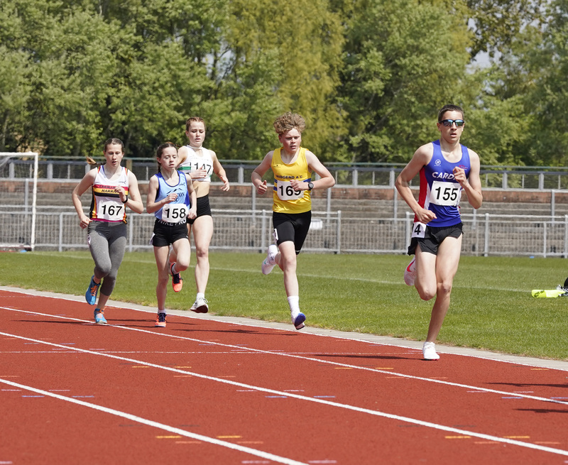 _A9A2106.jpg :: Newport, Wales, 1, May, 2021,Pictured in action,, During Welsh Athletics Invitational,Credit:, Graham Glendinning,/ Alamy Live News