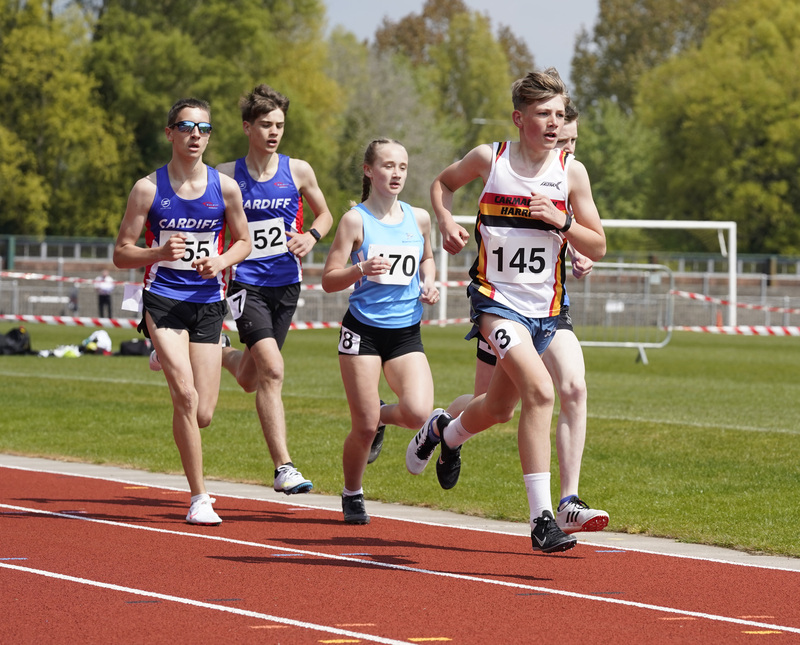 _A9A2107.jpg :: Newport, Wales, 1, May, 2021,Pictured in action,, During Welsh Athletics Invitational,Credit:, Graham Glendinning,/ Alamy Live News