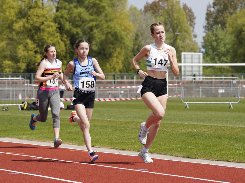_A9A2108.jpg :: Newport, Wales, 1, May, 2021,Pictured in action,, During Welsh Athletics Invitational,Credit:, Graham Glendinning,/ Alamy Live News
