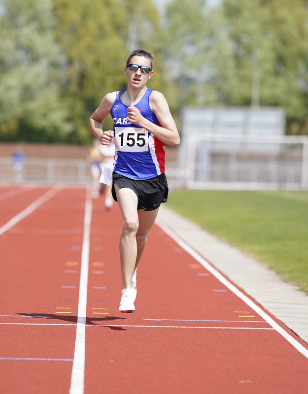 _A9A2118.jpg :: Newport, Wales, 1, May, 2021,Pictured in action,, During Welsh Athletics Invitational,Credit:, Graham Glendinning,/ Alamy Live News