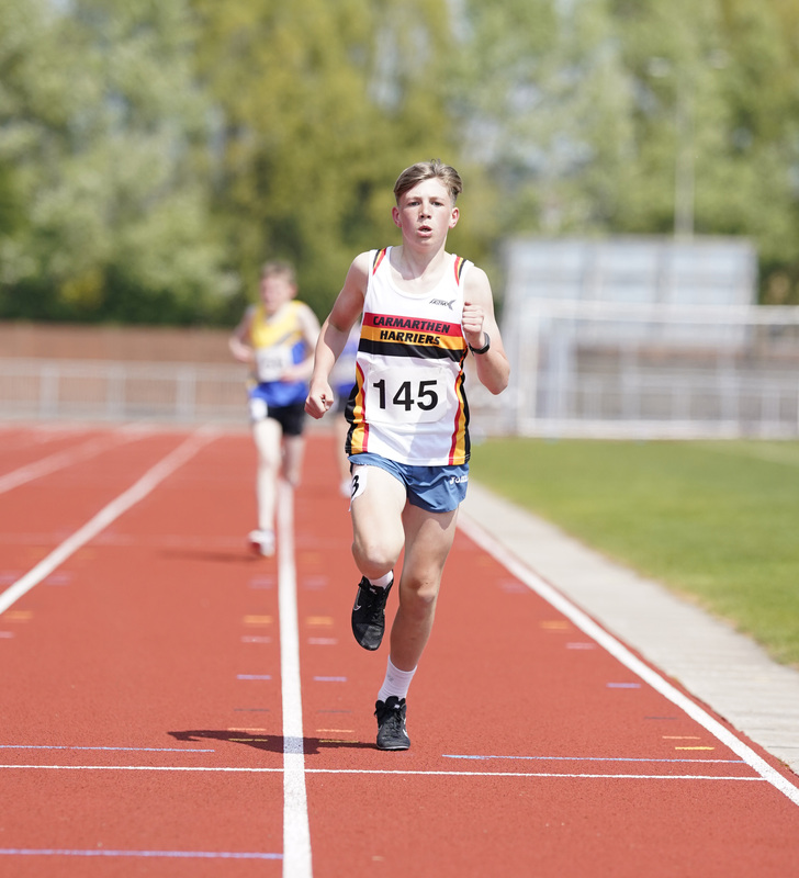 _A9A2128.jpg :: Newport, Wales, 1, May, 2021,Pictured in action,, During Welsh Athletics Invitational,Credit:, Graham Glendinning,/ Alamy Live News